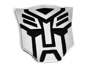 Transformers Autobot 3D Chrom Auto Emblem Badge Aufkleber Decal   Large Size: Auto