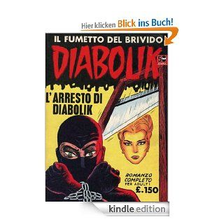 DIABOLIK (3): L'arresto di Diabolik eBook:  Angela, Luciana Giussani: Kindle Shop