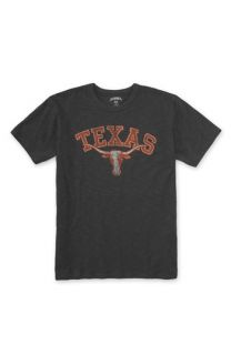 47 Brand Texas Longhorns Regular Fit Slubbed T Shirt (Men)