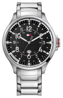 Tommy Hilfiger Logo Dial Bracelet Watch, 48mm ( Exclusive)