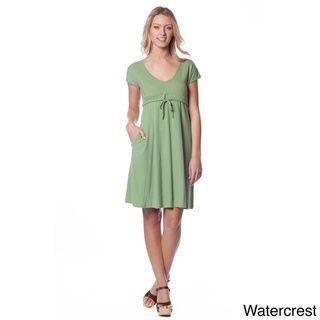 Vestido corte imperio AtoZ Casual Dresses
