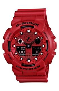 G Shock Dual Movement Watch, 52mm