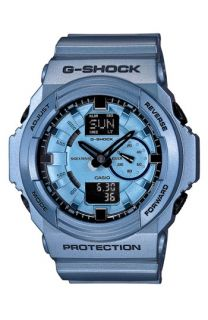 G Shock Dual Movement Watch, 55mm x 52mm