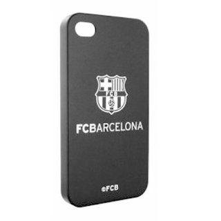 FC Barcelona Barca Handy Cover R�ckseitemt Logo schwarz Mobile Cellulare Iphone: Spielzeug