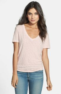 rag & bone/JEAN Jackson V Neck Cotton Tee