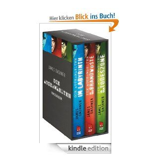 Die Auserw�hlten Trilogie: Exklusive E Box eBook: James Dashner, Anke Caroline Burger, Katharina Hinderer: Kindle Shop