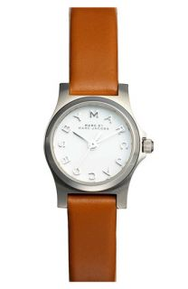MARC BY MARC JACOBS Henry Dinky Leather Strap Watch