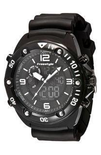 Freestyle Precision 2.0 Dual Movement Sport Watch, 51mm