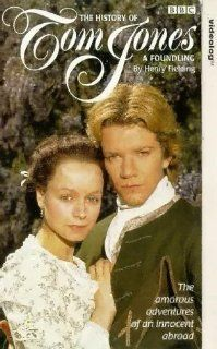 The History Of Tom Jones   A Foundling [VHS] [UK Import]: Brian Blessed, Peter Capaldi, Lindsay Duncan, Sylvester McCoy, June Whitfield, Samantha Morton, Benjamin Whitrow, Metin Huseyin: VHS