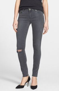 Paige Denim Verdugo Distressed Ultra Skinny Jeans (Kate Destructive)