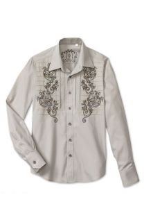 191 Unlimited Embroidered Dress Shirt (Big Boys)
