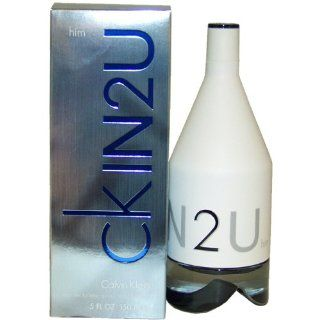 Calvin Klein CK IN2U for Her femme/woman, Eau de Toilette, Vaporisateur/Spray, 100 ml: Parfümerie & Kosmetik
