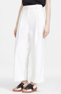 3.1 Phillip Lim Cuffed Wide Leg Pants