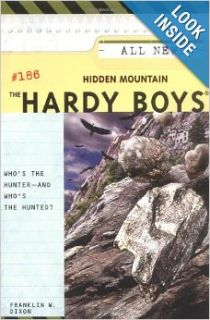 Hidden Mountain (The Hardy Boys #186): Franklin W. Dixon: 9780689867378: Books