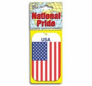 Car Freshener 13021 Little Tree Air Freshener National Pride Flag: Automotive