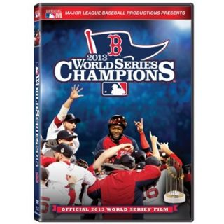 Boston Red Sox 2013 MLB World Series Champions Official Film DVD