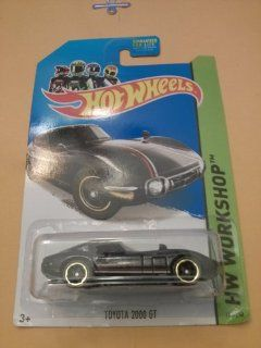 Hot Wheels HW Workshop Toyota 2000 Gt 192/250 2014: Everything Else