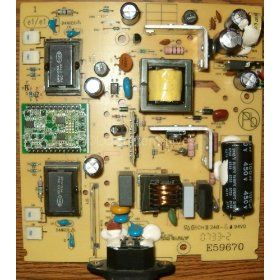 Repair Kit, Dell E198FPf, LCD Monitor, Capacitors Only, Not the Entire Board: Industrial & Scientific