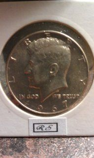 1967 U.S. Kennedy Half Dollar: Everything Else