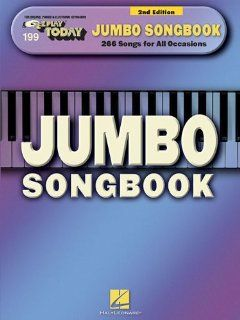 Jumbo Songbook 2nd Edition E Z Play Today 199: Hal Leonard Corp.: 0073999004533: Books