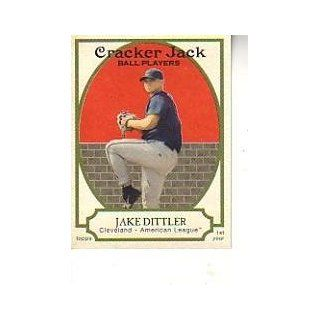 2005 Topps Cracker Jack Mini Red #199 Jake Dittler: Sports Collectibles
