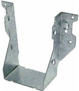 25 Pack Simpson Strong Tie LUS26 2 Double 2x6 Light Double Shear Joist Hanger: Home Improvement