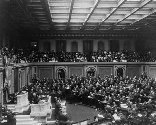 1906 photo The House called to order  Opening of 59th Congress. Johnston, Frances Benjamin, 1864 1952, photographer.   Photographs