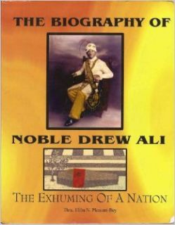 The Biography of Noble Drew Ali: Books