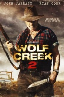 Wolf Creek 2 (Watch Now Before It's in Theaters): John Jarratt, Ryan Corr, Shannon Ashlyn, Greg Mclean:  Instant Video