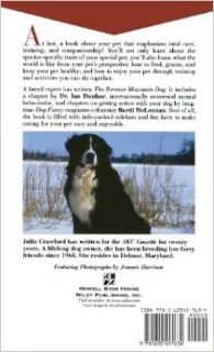 Bernese Mountain Dog: An Owner's Guide to a Happy Healthy Pet (Your Happy Healthy P): Julia Crawford: 9781620457634: Books