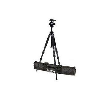 """Smith Victor CF 300 Carbon Fiber Tripod Legs with BH 5 Ball Head, Supports 8.8 lbs., Max Height 64"""" Camera & Photo"""