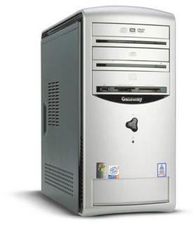Gateway 830GM Pentium 4 Media Center Computer Gateway Desktops