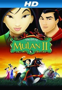 Mulan II [HD]: Ming Na, B.D. Wong, Mark Moseley, Harvey Fierstein:  Instant Video