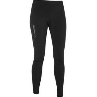 Salomon Trail IV 3/4 Tight for Women Small Black at  Women�s Clothing store