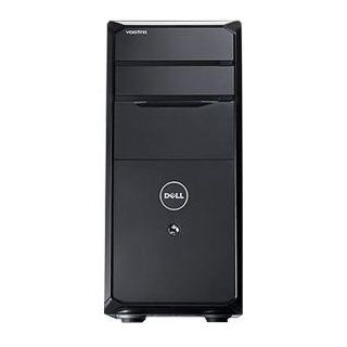 Dell Vostro 464 6406 Desktop Computer   1 x Core i5 i5 750 2.66 GHz   Mini tower 4 GB DDR3 SDRAM   250 GB HDD   DVD Writer   Gigabit Ethernet   Windows 7 / Windows XP Professional Downgradable : Computers & Accessories
