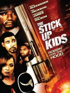 Stick Up Kids: Tariq Alexander, Bryce Wilson, Mel Jackson, Hawthorne James:  Instant Video