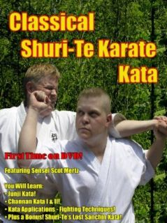 Classical Shuri Te Karate Kata: Yamazato Productions:  Instant Video