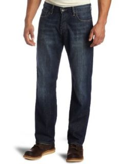Lucky Brand Mens Men's 221 Original Straight Leg Jean In Ol Lipservice: Clothing