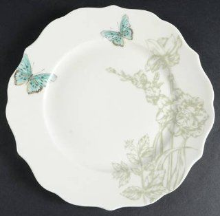 222 Fifth (PTS) Ananda Dinner Plate, Fine China Dinnerware: Kitchen & Dining