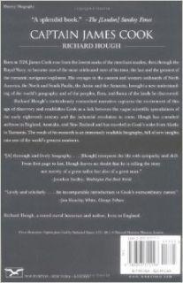 Captain James Cook: A Biography: Richard Alexander Hough: 9780393315196: Books