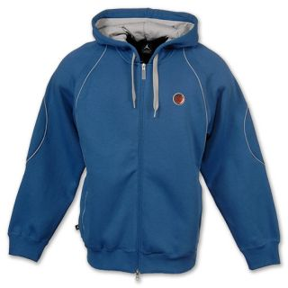 Jordan Retro 13 Men's Hoodie  French Blue/Flint