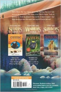 Seekers: Return to the Wild #3: River of Lost Bears: Erin Hunter: 9780061996405: Books
