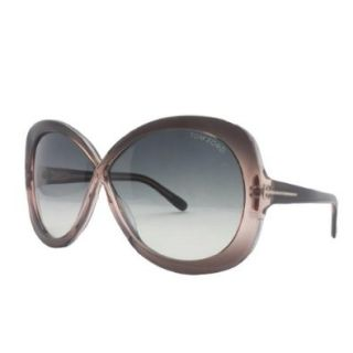 Tom Ford Women's Sunglasses, Gradient Pink: Shoes