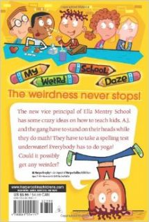 My Weird School Daze #6: Mrs. Jafee Is Daffy!: Dan Gutman, Jim Paillot: 9780061554117: Books