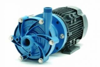 Finish Thompson DB6HP M227 Centrifugal Magnetic Drive Pump, Polypropylene, 1/2 HP, 230/460V, 3 Phases, 54.0 Max Feet of Head, 42.0 gpm: Industrial & Scientific