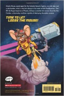 Missile Mouse #1: The Star Crusher: Jake Parker: 9780545117159: Books