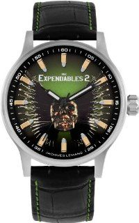 Jacques Lemans Unisex E 227 The Expendables 2 Analog Watch: Watches