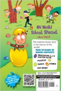 My Weird School Special: Bunny Double, We're in Trouble!: Dan Gutman: 9780062284006: Books