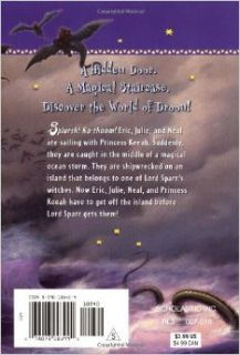 The Mysterious Island (Secrets of Droon #3) (9780590108409): Tony Abbott, Tim Jessell: Books