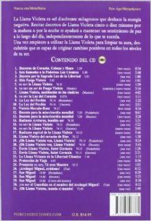 Inunda El Mundo Con Llama Violeta   Oraciones Poderosas Que Pueden Disolver Tus Problemas   Incluye Cd: Elizabeth Clare Prophet: 9788495513861: Books